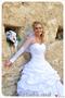 ПРодается  красивое свадебное платье!