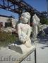Cкульптура из натурального камня.